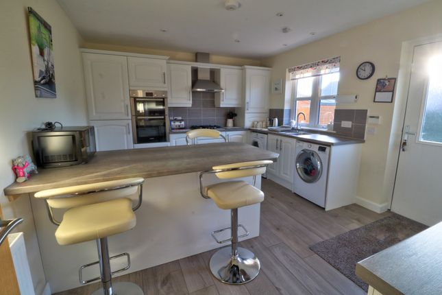 Dining Kitchen of Pine Way, Friockheim, Arbroath DD11