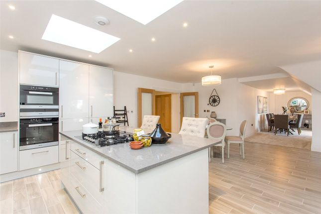 Thumbnail Flat for sale in Elder Place, Magpie Hall Road, Bushey, Hertfordshire