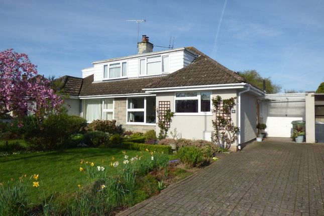 Thumbnail Semi-detached bungalow for sale in Beaufort Road, Frampton Cotterell, Bristol