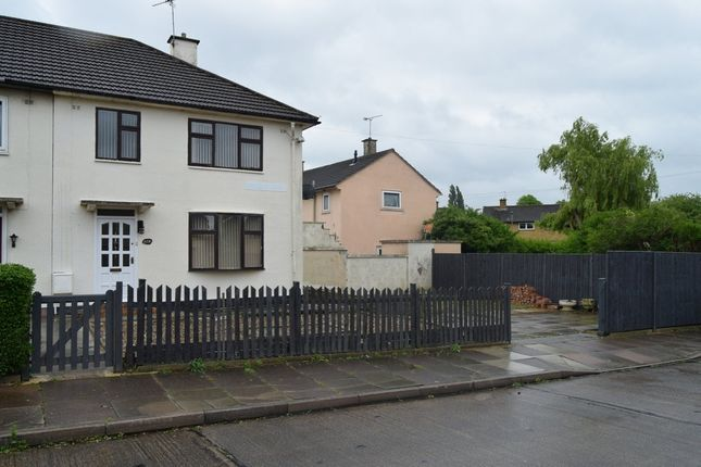 Thumbnail Semi-detached house for sale in Winslow Green, Thurnby Lodge, Leicester