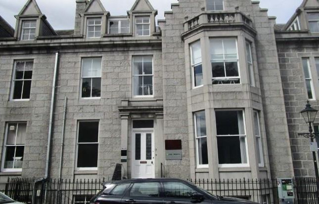 Thumbnail Office to let in 13 Rubislaw Terrace, Aberdeen