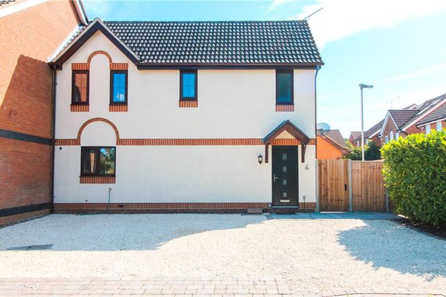 Thumbnail Semi-detached house for sale in Madox Brown End, College Town, Sandhurst, Berkshire