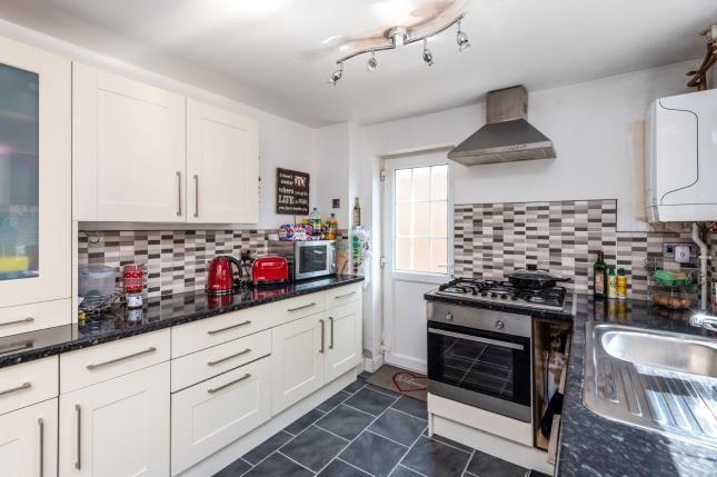 Kitchen of Aldersleigh Drive, Stafford, Staffordshire ST17