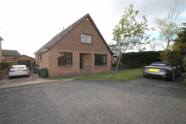 Thumbnail Detached house for sale in Maviscroft, Forfar, Angus