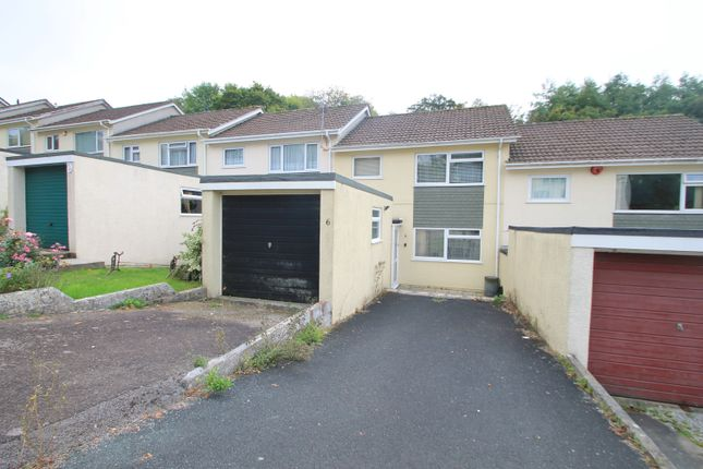 Thumbnail Terraced house for sale in Briansway, Saltash, Cornwall