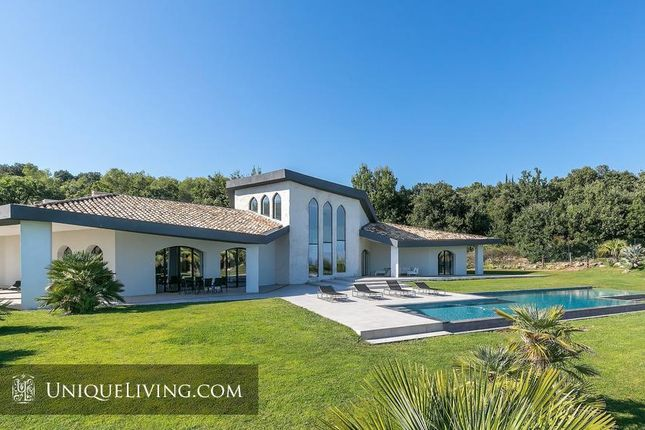 Thumbnail Villa for sale in Roquefort Les Pins, Grasse, French Riviera