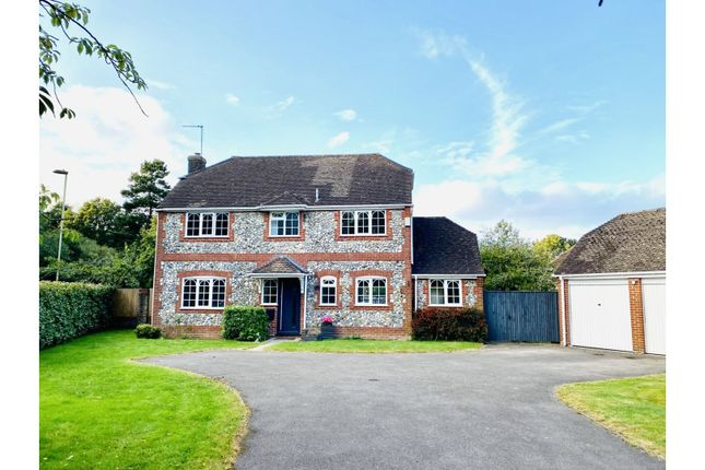 4 bed detached house for sale in Mallard Road, Rowland's Castle PO9