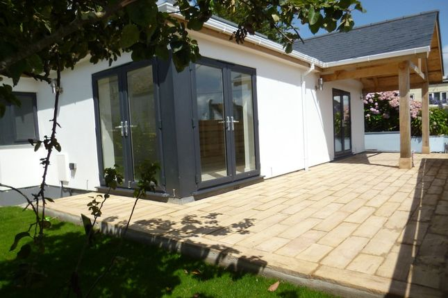 Thumbnail Detached bungalow for sale in Parade Hill, Mousehole, Penzance