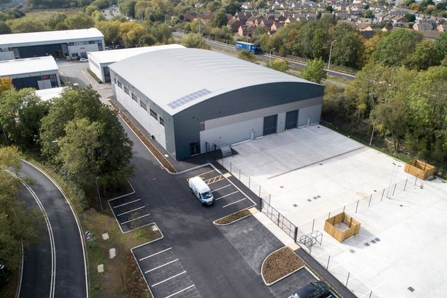 Thumbnail Industrial for sale in Unit 2, Total Park, Theale, Reading