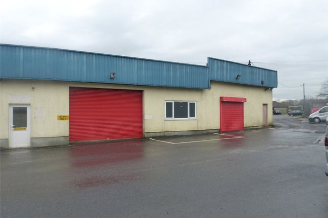 Commercial property for sale in Eastgate Garage, Jesse Road, Narberth, Pembrokeshire