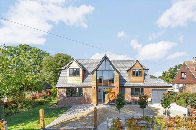 Thumbnail Detached house for sale in Crown Road, Edenbridge, Kent