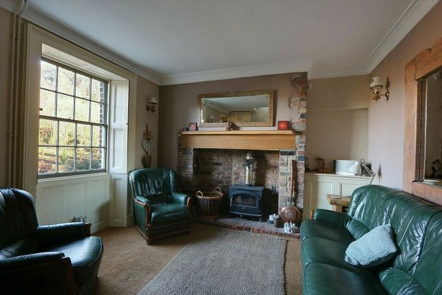 Sitting Room of Bell Hill, Lydbrook, Gloucestershire. GL17