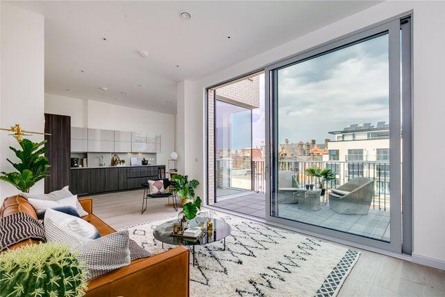 2 bedroom flat for sale in Arlington Lofts, Arlington Road, Camden, London