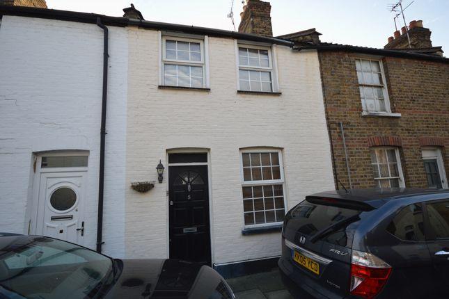 Thumbnail Terraced house for sale in Belle Vue, Upper Bridge Road, Chelmsford