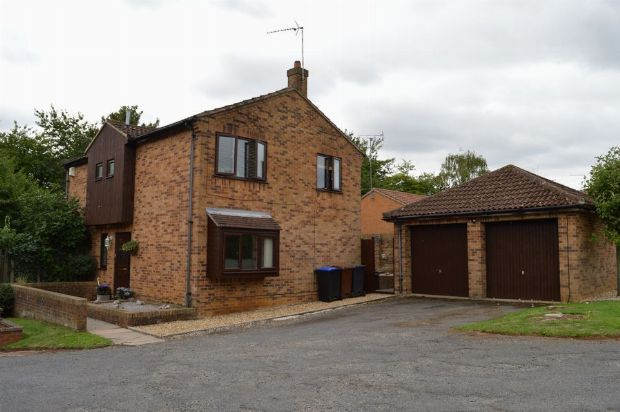 Thumbnail Detached house for sale in Berrydale, Berrydale, Northampton