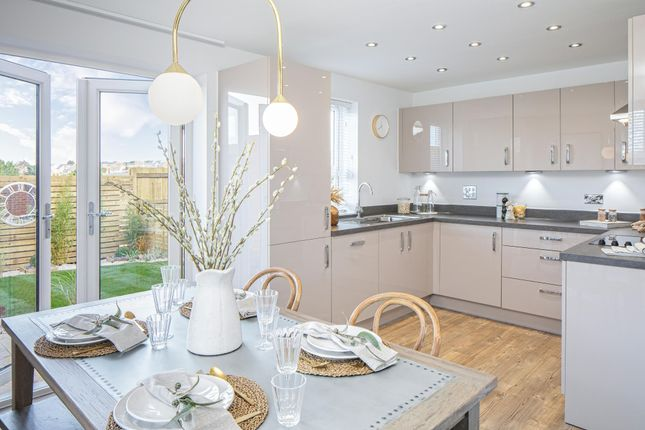"""Thumbnail End terrace house for sale in """"Moresby"""" at St. Georges Way, Newport"""