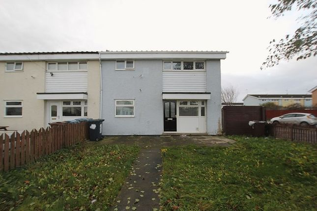Thumbnail Terraced house to rent in Hardane, Hull
