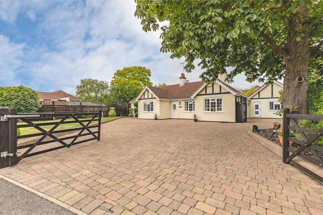 Thumbnail Detached bungalow for sale in Wexham Woods, Wexham, Buckinghamshire