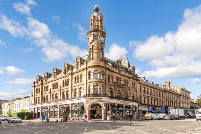 Thumbnail Flat for sale in Bank Street, Hillhead, Glasgow