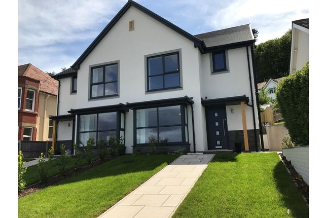 Thumbnail Semi-detached house for sale in Victoria Park, Colwyn Bay