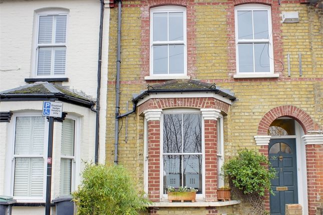 Thumbnail Terraced house for sale in Dagmar Road, Alexandra Park, London