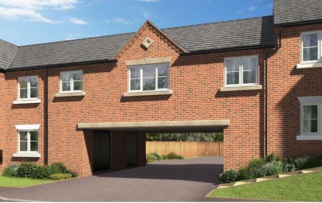 Thumbnail Flat for sale in The Edgeware, St James Fields, Watering Pool, Lockstock Hall, Preston, Lancashire