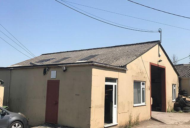 Parking/garage for sale in Knightcott Industrial Estate, Banwell