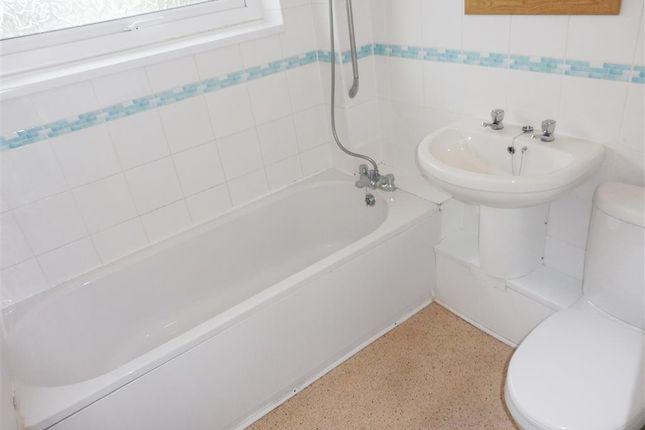 Bathroom of Burn River Rise, Torquay TQ2