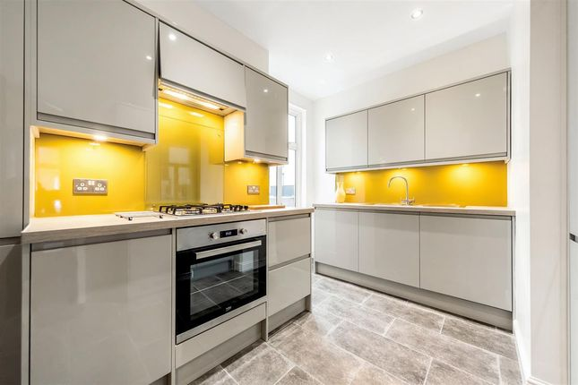 Thumbnail Flat to rent in Camborne Road, London