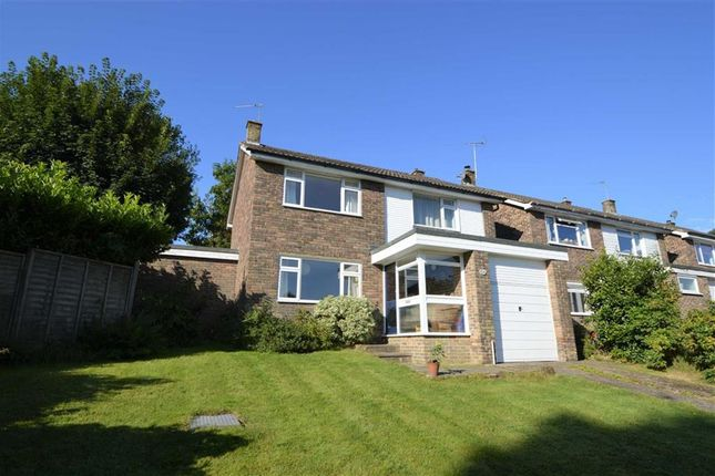 Thumbnail Detached house for sale in St Richards Road, Crowborough