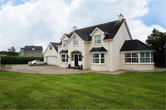 Thumbnail Detached bungalow for sale in Georges Island Road, Aghalee, Craigavon, County Armagh