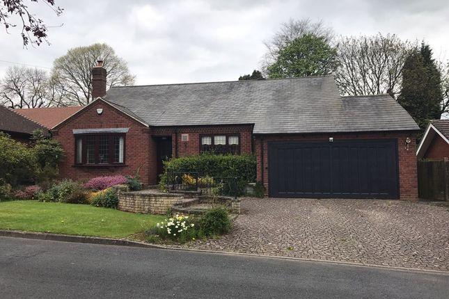 Thumbnail Detached bungalow for sale in Le More, Four Oaks, Sutton Coldfield