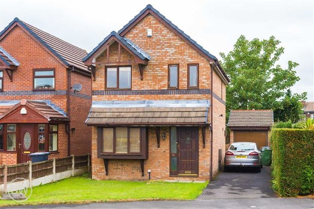 Thumbnail Detached house to rent in Bexhill Drive, Leigh, Lancashire