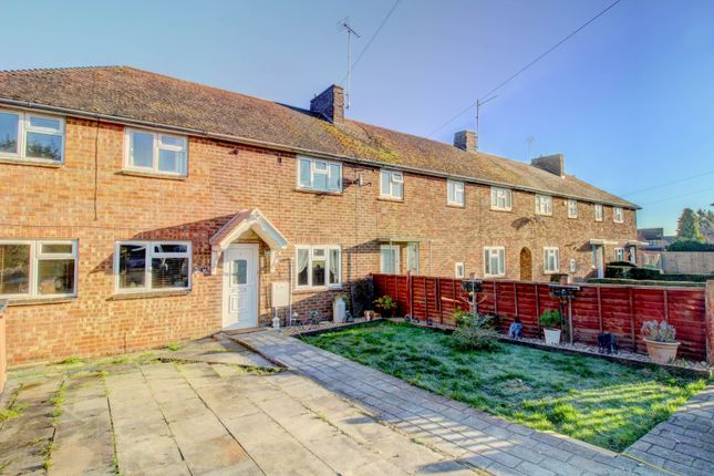 Thumbnail End terrace house for sale in Westpits, Emberton, Olney