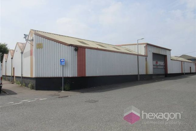 Thumbnail Light industrial to let in Barnfield Road, Tipton