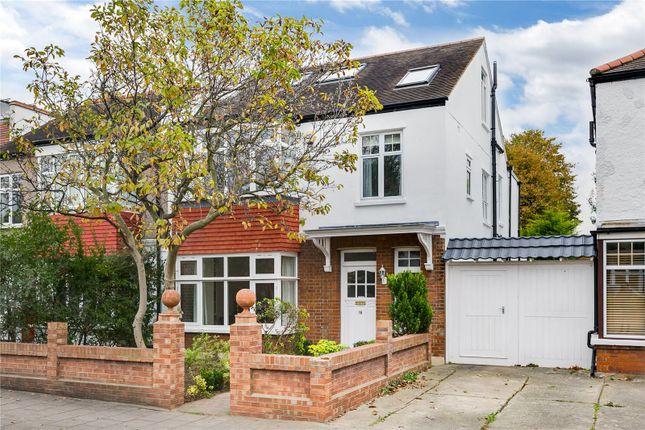 Thumbnail Semi-detached house for sale in Emlyn Road, Shepherds Bush, London