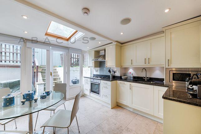 Thumbnail Flat to rent in Dennington Park Road, West Hampstead