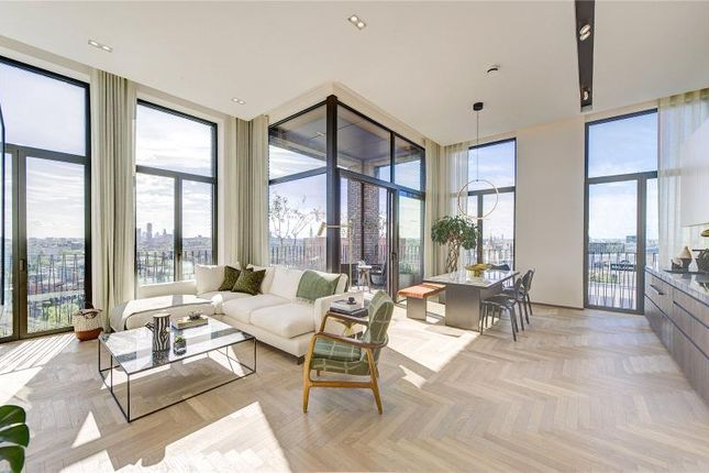 Thumbnail Flat for sale in Lewis Cubitt Walk, Kings Cross