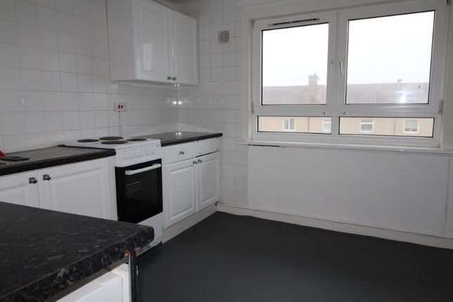 Thumbnail Flat to rent in Chapel Street, Airdrie, North Lanarkshire