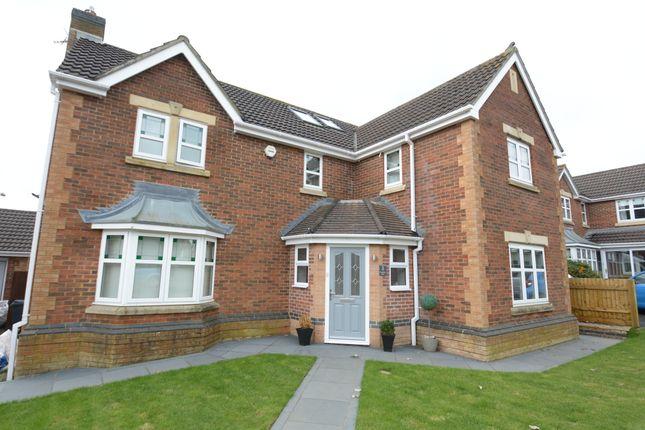 Thumbnail Detached house for sale in Horseshoe Close, Hilperton, Trowbridge