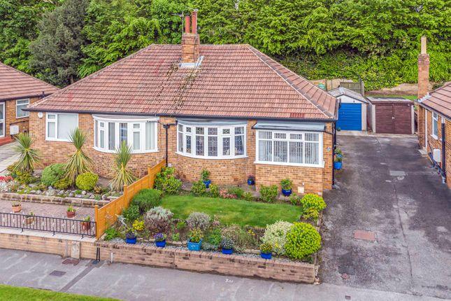 2 bed semi-detached bungalow for sale in High Moor Crescent, Moortown, Leeds LS17