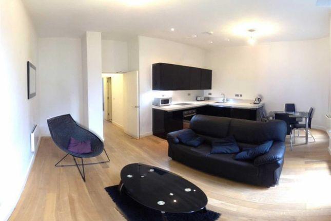 Thumbnail Flat to rent in Gallon House, Burnett Street, Bradford