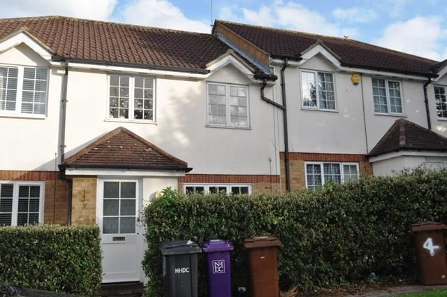 Terraced house to rent in Chagny Close, Letchworth Garden City
