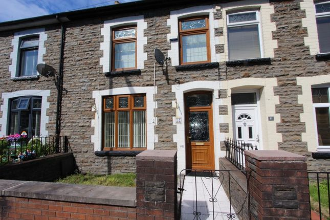 Thumbnail Terraced house for sale in Glanville Terrace, Maerdy -, Ferndale