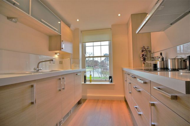 Thumbnail Detached house for sale in Berry Hill Hall, Mansfield, Nottinghamshire