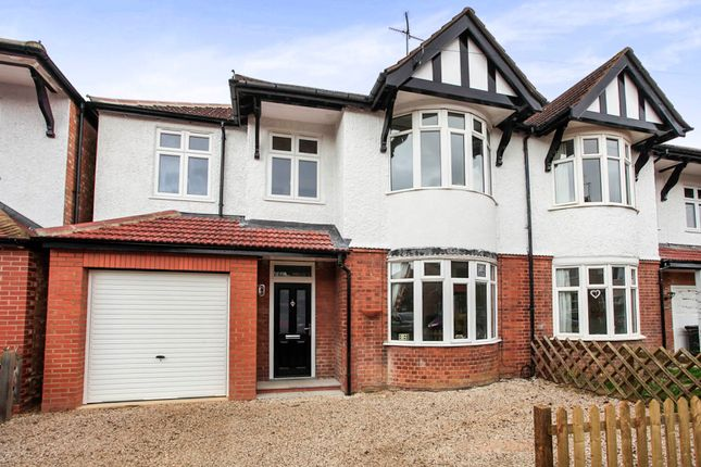 Thumbnail Semi-detached house for sale in Woodfield Road, Peterborough