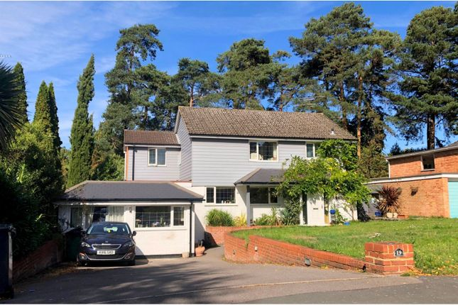 Thumbnail Detached house for sale in Azalea Way, Camberley