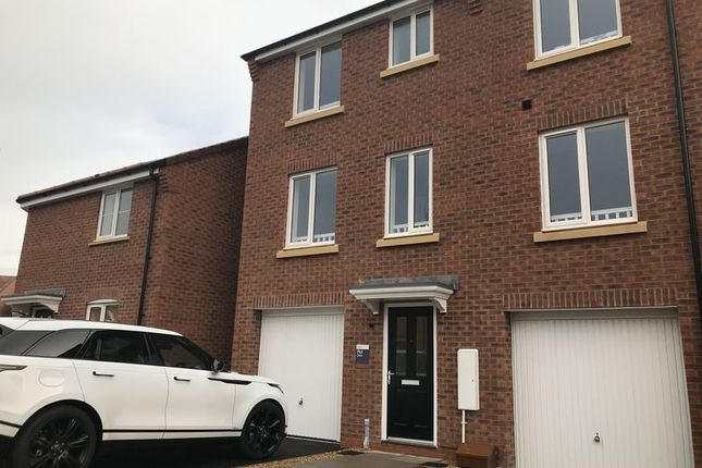 Thumbnail Terraced house to rent in Surrey Drive, Coventry