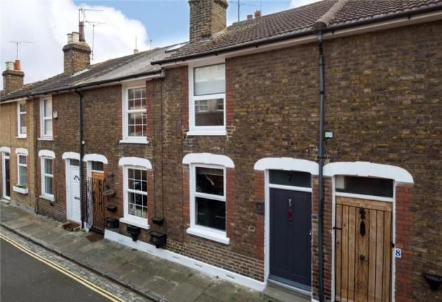 Thumbnail Terraced house for sale in Eastgate Terrace, Rochester, Kent