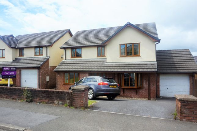 Thumbnail Detached house for sale in Cross Hands Road, Llanelli